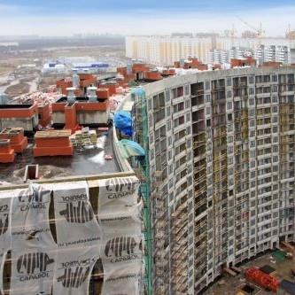 ЖК Ультра Сити строительная готовность