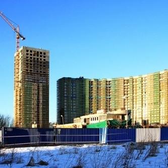жилой комплекс Ультра Сити строительство